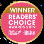 Natural Health Award Winner