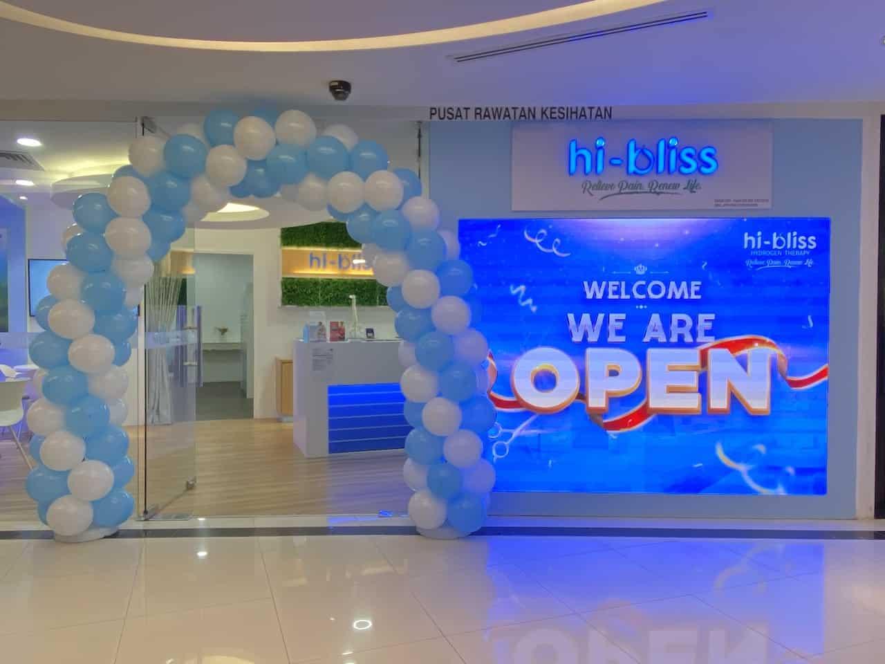 hi-bliss bsc centre